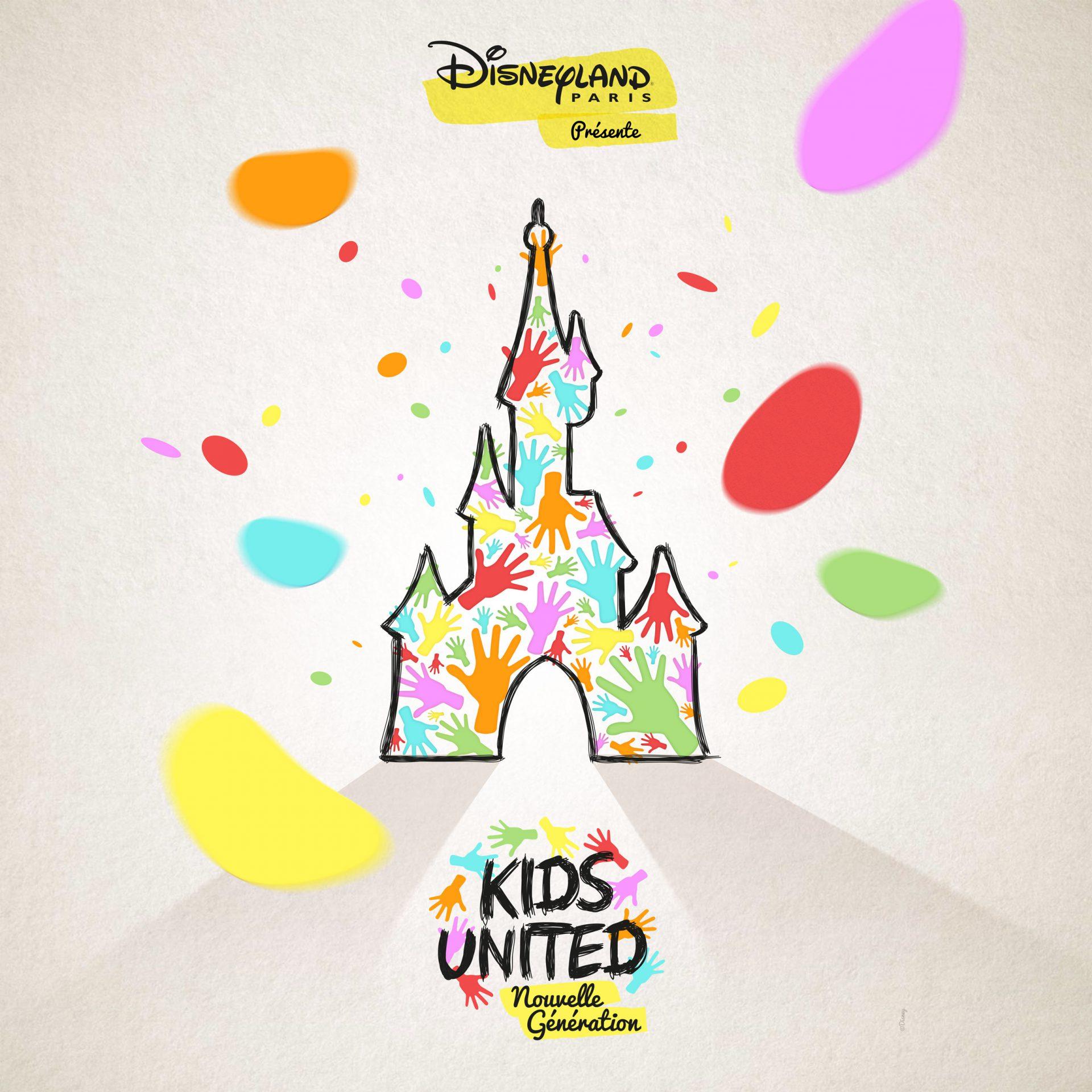 Disneyland Paris Kids United KV