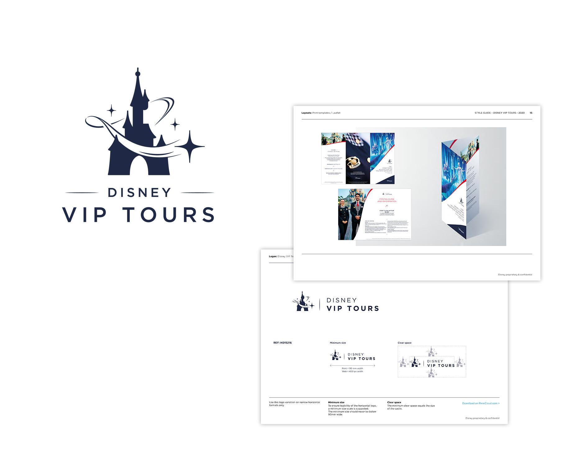 DLP VIP Tours logo